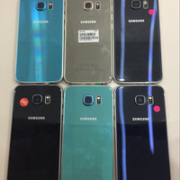 Samsung S6 64gb seken mulus Fullset normal 100%