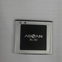 BATERAI BATRE ADVAN S3/S3LITE/S3+ ORIGINAL