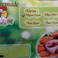 Nugget Ayam Sayur Tanpa MSG area Bogor