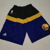Celana Basket Nba Golden State Warriors Blue