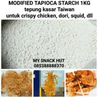 TAPIOKA STARCH/TAPIOCA STARCH/TAIWAN CRISPY CHICKEN/TEPUNG SHIHLIN