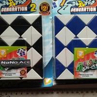Rubik snakes rubik ular besar 36 stanza generasi 2