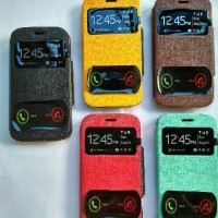 For Samsung Grand 2 Ume Flip Cover Grand2 Leather Case 7106 Sarung HP