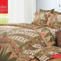 Sprei Batik Carmina - Larasati ukuran 160x200