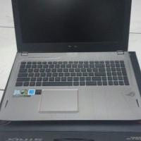 ASUS ROG GL502VS BA328T - Core i7-7700HQ . NVIDIA GTX1070 series