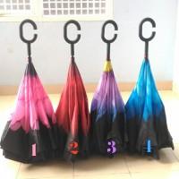 Jual Payung Terbalik atau payung unik Murah