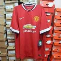 OBRAL Jersey Original Nike Manchester United 2014 Murah