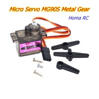 Micro Servo MG90S Metal Gear Tower Pro