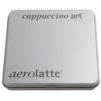 Aerolatte Cappuccino Art Stencil Latte