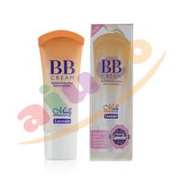 MN MENOW - PRO BB Cream SPF 25 Untuk Semua Jenis Kulit - Lavender - 03