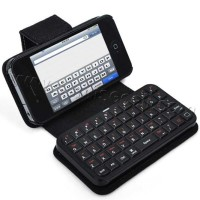 Mini Bluetooth Keyboard Case for Iphone 4 & 4S
