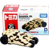 Jual Tomica DREAM BATMOBILE 4TH BATMAN Miniatur MOBIL Diecast Murah