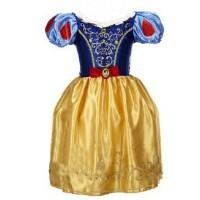 Jual Dress pesta ultah anak Gaun Kostum anak Putri Salju Snow White Dress Murah