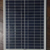 modul solar cell panel surya 20w 20wp 20watt 20 w wp watt peak