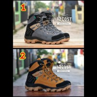 SEPATU PRIA CASUAL BOOTS AZCOST AVIATOR MADE IN INDONESIA BOOTS SAFETY