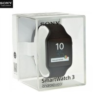 Jual SONY SmartWatch 3 SWR50 | SW3 Original - Rubber Version Murah