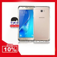 Case Anti Shock / Anti Crack Softcase Samsung Galaxy J7 Prime - Murah