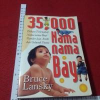 35.000 NAMA-NAMA BAYI by BRUCE LASNKY