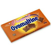 OVOMALTINE CHOCOLATE BAR SWITZERLAND