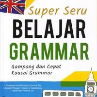 Super Seru Belajar Grammar