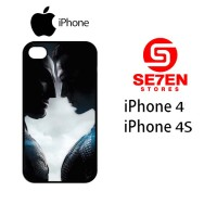 Casing HP iPhone 4 4s Batman V Superman Custom Hardcase Cover