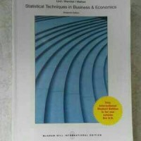Statistical Techniques In Business And Economics 16th Edition By Lind