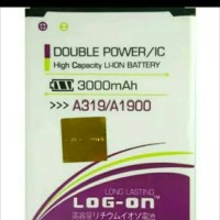 Baterai Dobel Power Log-on Logon Lenovo A319 A1900 A390 BL171 BL-171