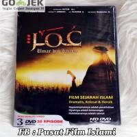 DVD Film UMAR BIN KHATAB/ Omar Film (original) Murah