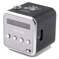 harga Speaker Mini Portabel Fm Radio Tf Mobild Tokopedia.com