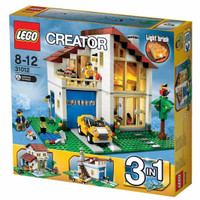 LEGO 31012 CREATOR: Family House