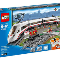 Lego 60051 City: High-Speed Passenger Train