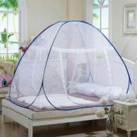 Jual Kelambu Lipat Tempat Tidur 120 X 200 Single Bed Murah