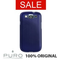 Puro GS3 Metal Blue For Samsung Galaxy S3 / S3 Neo Smartphone Case