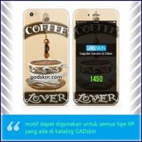 Garskin HP gambar Coffe Lover 1450 stiker