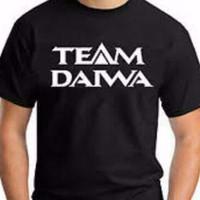 TSHIRT / KAOS / BAJU MANCING TEAM DAIWA - BEST CLOTHING