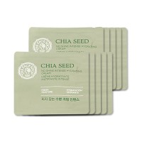 THE FACE SHOP Chia Seed No Shine Intense Hydrating Cream SAMPLE