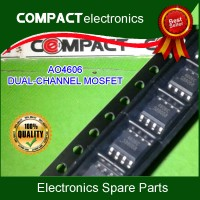 AO4606 MT4606 SI4606 AO 4606 DUAL CHANNEL MOSFET 4606