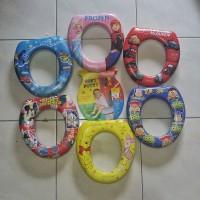 Jual potty seat ( ring penyangga closed anak karaker toilet training child Murah