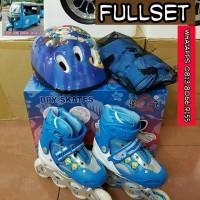 Jual Sepatu Roda lengkap Full set & bisa di set Roda Bajaj Murah