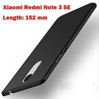 Hard Matte Case For Xiaomi Redmi Note 3 Pro Special Edition (KATE)