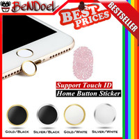 Home Button Apple iPad iPod|Sticker ID Touch iPhone 1 2 3 4 5 6 7 Plus