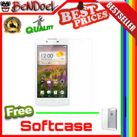[paket] Tempered Glass Oppo Joy / R1001 | Free Gratis Ultrathin