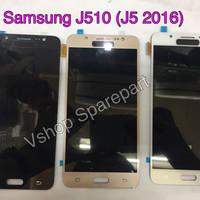Lcd + Touchscreen Samsung J510 (J5 2016) OC Black/White/Gold