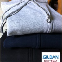 Jual Sweater Zipper Hoodie Gildan Heavy Blend 88600 Import Original Murah