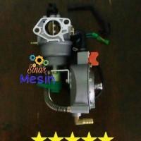 """Konverter GAS LPG 5000watt-8800watt """"KHUSUS GENSET"""" 2in1 Honda/China"""