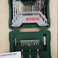 JUAL Paket Mata Bor Bosch Set Multifungsi Kayu, Beton, Besi,
