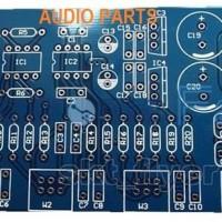 MTC- 01C NE5532 HI-FI Tone Control PCB Board