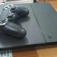 PS4 CUH 1206a Baru Pakai 4 Bulan + BD Mortal Kombat XL
