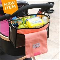 Tas Perlengkapan Kereta Dorong Bayi - Stroller Bag Organizer