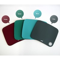 [ACTTO] MSP20 Neophrene Mouse Pad Anti Slip (28.3 X 22.3cm) 4-Color